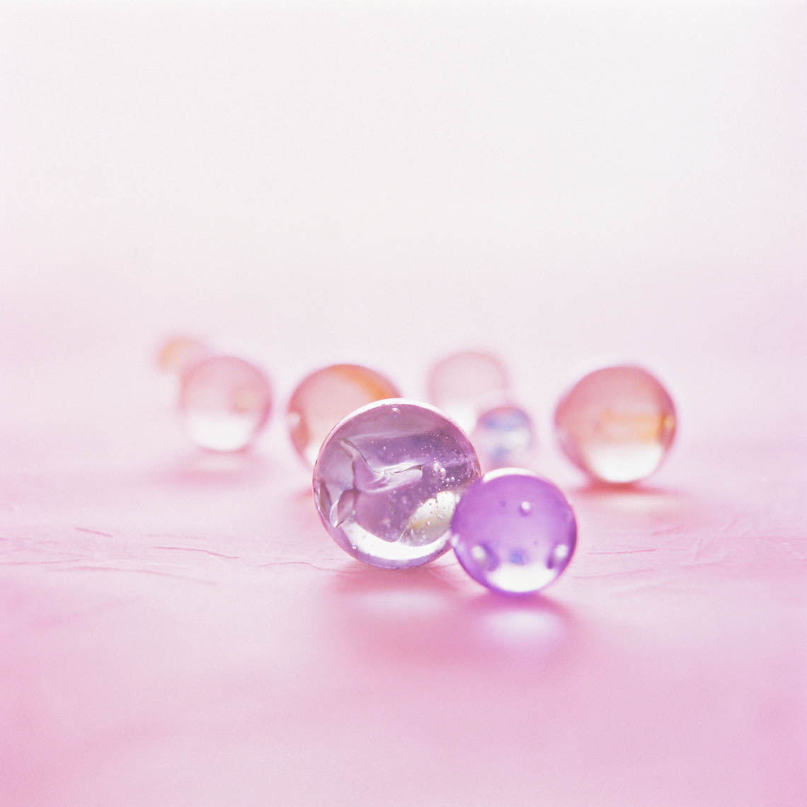 Pink Marbles